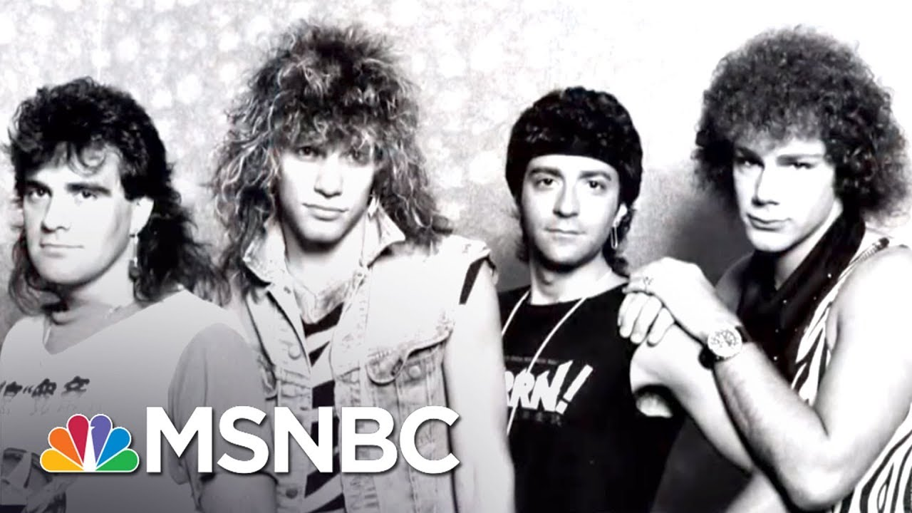 ICYMI: Chuck Rocks To News From The Music World | MTP Daily | MSNBC thumbnail