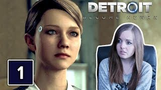 THIS IS TOO MUCH! | Detroit Become Human Gameplay Walkthrough Part 1