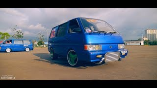 SR20 On Van Nissan Vanette C22 - Borneo Van Team