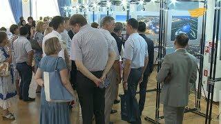 Выставка «Астана - жемчужина Великой степи» открылась в Астрахани
