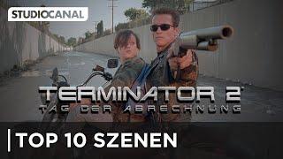 Top 10: TERMINATOR 2 | Arnold Schwarzenegger