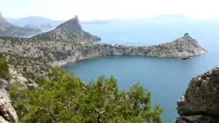 Crimea. Black Sea. Крым. Черное Море. 2009