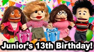 SML Movie: Junior's 13th Birthday!