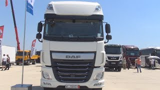 DAF XF 510 FT 2017 In detail review walkaround Interior Exterior ...