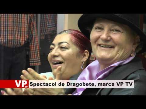 Spectacol de Dragobete, marca VP TV