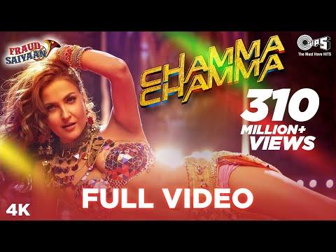 Download Chamma Chamma Full Video - Fraud Saiyaan | Elli AvrRam, Arshad | Neha Kakkar, Tanishk, Ikka,Romy HD Video