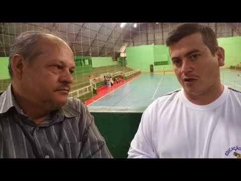 A bola volta a rolar pelo Campeonato de Futsal em Borrazópolis