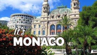 Beautiful Monte Carlo / MONACO / French Riviera