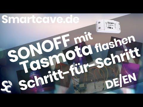 Download Flashing Tasmota Firmware On The Sonoff Basic Video 3GP Mp4