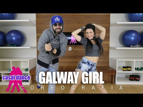 Galway Girl - Ed Sheeran   Casal Dance   Coreografia (видео)