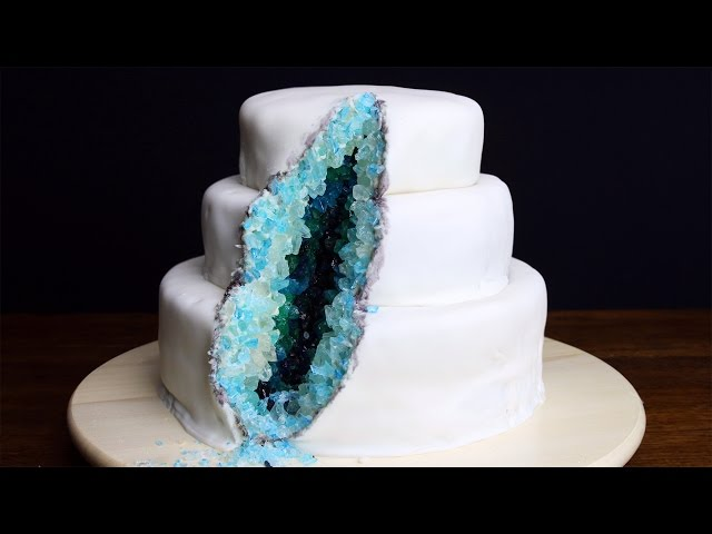 Where Can You Buy A Geode Cake