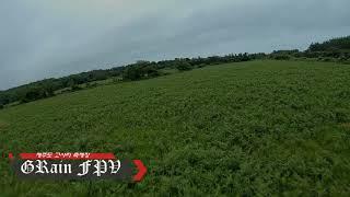 [DJI FPV] 제주 드론 프리스타일 비행 #1