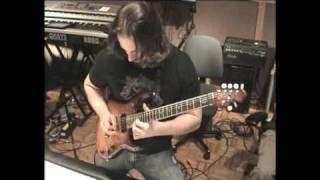 In The Presence Of Enemies Pt. 1 Solo by JP (In Studio)