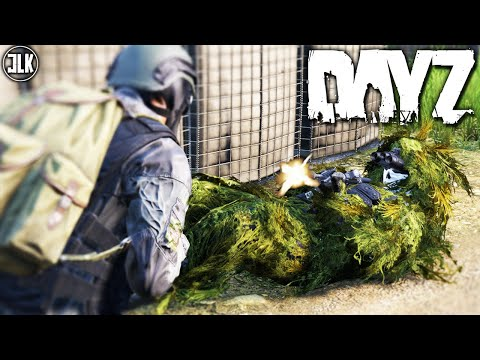 DAYZ 1.02 | The Ghillie's Demise
