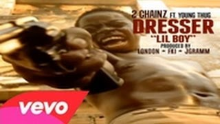 2 Chainz feat. Young Thug - Dresser (Lil Boy) (Official VEVO Audio)