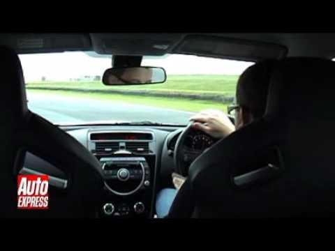 On board hot lap - Mazda RX-8 R3