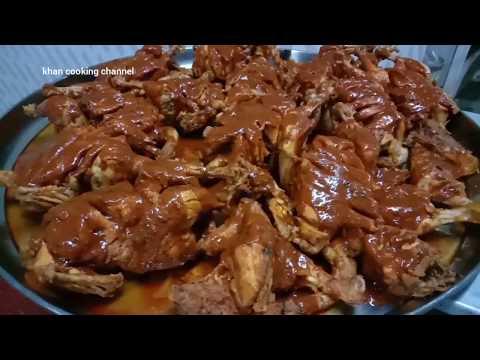 Full fry chicken tandoori chicken egg fry