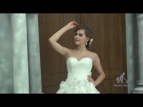 Áo cưới đẹp Asoen Bridal - Mẫu áo cưới đẹp 2018