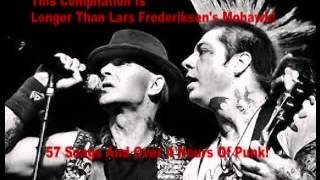 This Compilation Is Longer Than Lars Frederiksen's Mohawk!