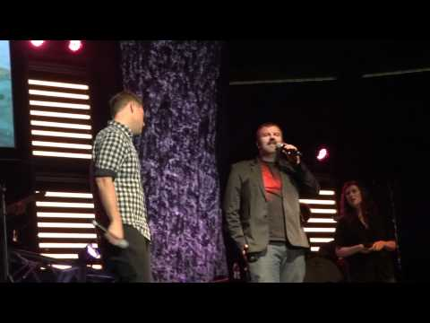 """""""The Well"""" Casting Crowns w/ Matthew West"""