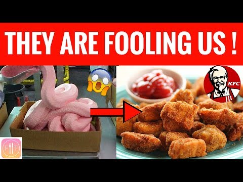 10 Foods You'll Never Buy Again After Knowing How They Are Made
