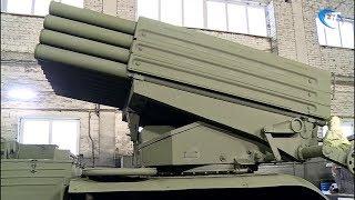 К параду в честь 75-летия освобождения Новгорода от фашистов готовят более 30 единиц военной техники