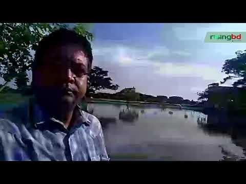 চার নদীর জোয়ারের পানিতে ডুবে গেছে যশোরের ভবদহের ৪০ গ্রাম