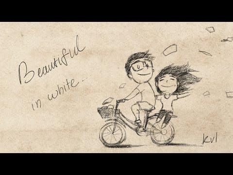 Beautiful In White - Westlife (Shane filan) with Lyric