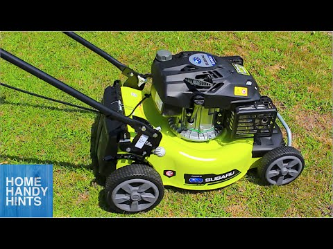 Yardking Self-Propelled Push Button Start Lawn Mowers