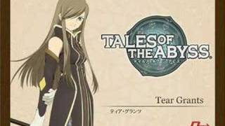 Tales of the abyss - Song by Tear