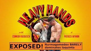 Khabib Nurmagomedov is exposed (Heavy Hands #206)