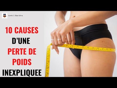 Perdre du poids le métabolisme ralentit