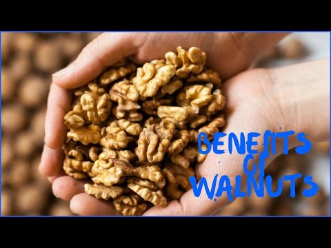 Video BENEFITS OF WALNUTS FOR MEN