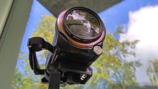 Close-up filter (макролинзы) 49mm для Panasonic v770 | Andoer часть 2