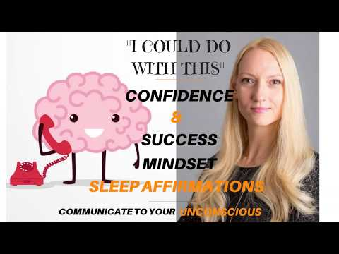 Confidence & Success Mindset Affirmations