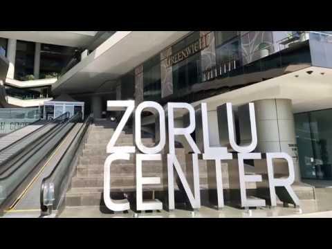 Zorlu Mall in Istanbul