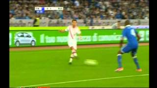 Italie 0-1 Russie : Aleksandr Kerzhakov
