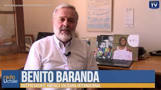 Benito Baranda: Yo creo en Radio U. de Chile