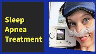 How to use your Sleep Apnea Machine (aka CPAP Therapy).