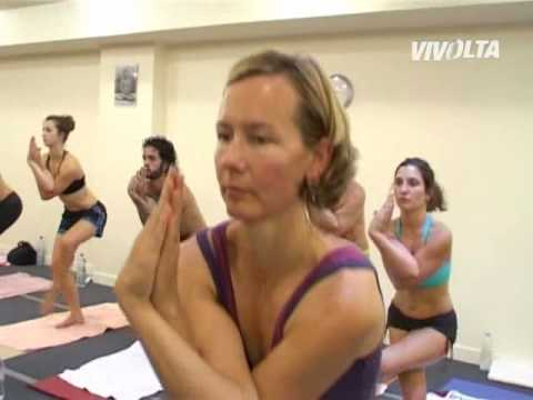Comment perdre du poids avec le yoga bikram