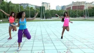 30 Minuten Zumba Dance Workout - Volles Video