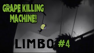Gaming Grape Plays - LIMBO:  GRAPE KILLING MACHINE!