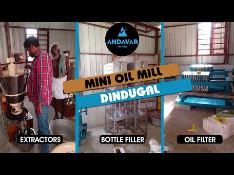 45 KG /Hr SS Peanut oil mill Mchine