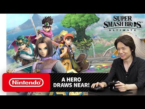 """Super Smash Bros. Ultimate – Mr. Sakurai Presents """"Hero"""" thumbnail"""