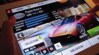 Buy new cars ? Bugatti Veyron and Pagani Huayra - Asphalt 8
