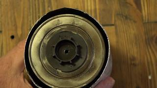 Coolant Filter Update