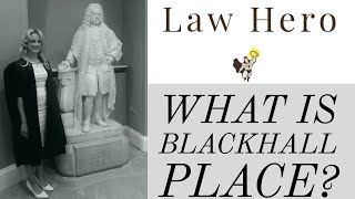 LAW HERO TRAINEE SOLICITOR What is Blackhall Place? The Law Society of Ireland