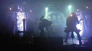 Watain en Costa Rica 2019 - The Return of Darkness and Evil (Bathory Cover)