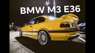 Ultimate BMW M3 E36 S50 B32 Exhaust Sound Compilation HD