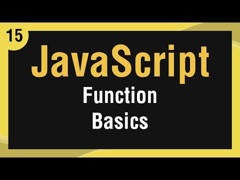 تعلم لغة JavaScript القائمة #1 الفديو #15